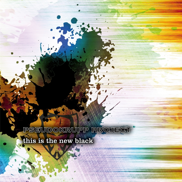 PSEUDOKRUPP PROJECT This Is The New Black CD 2018