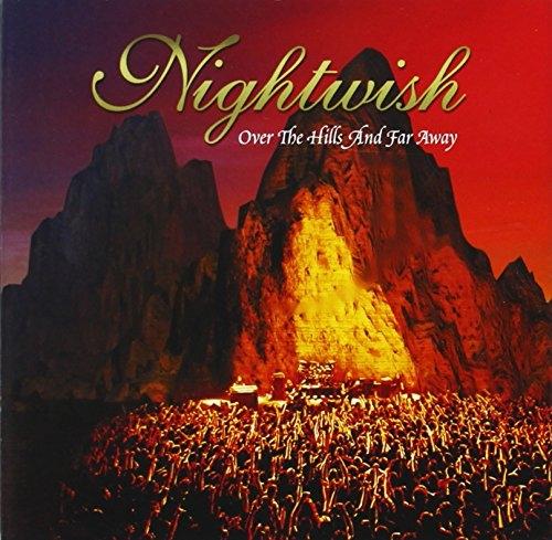 NIGHTWISH Over The Hills And Far Away CD 2001