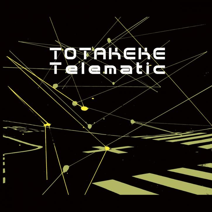 TOTAKEKE Telematic CD Digipack 2018 HANDS