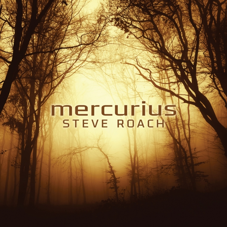STEVE ROACH Mercurius CD Digipack 2019