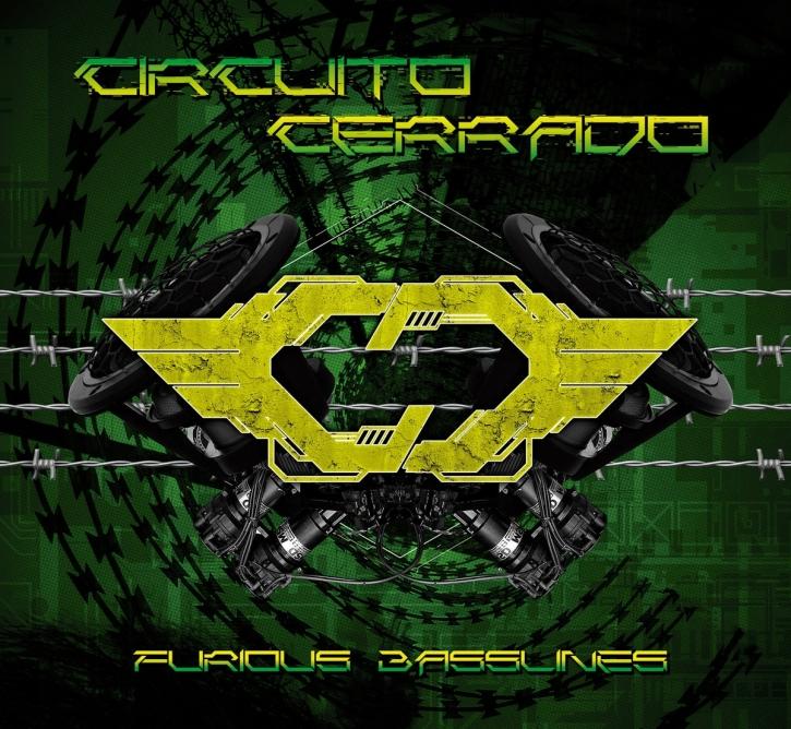 CIRCUITO CERRADO Furious Basslines CD Digipack 2018