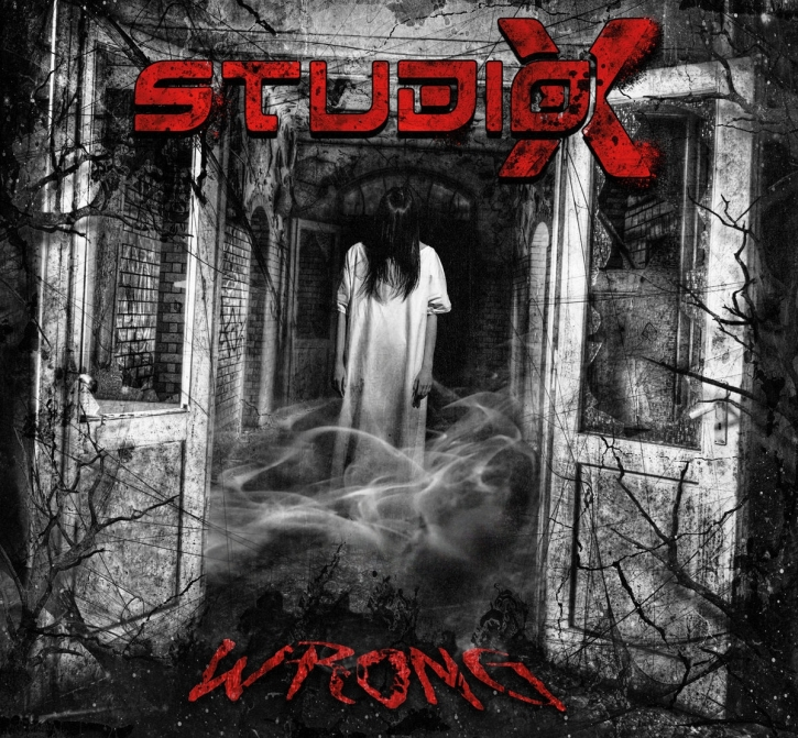 STUDIO-X Wrong CD Digipack 2018