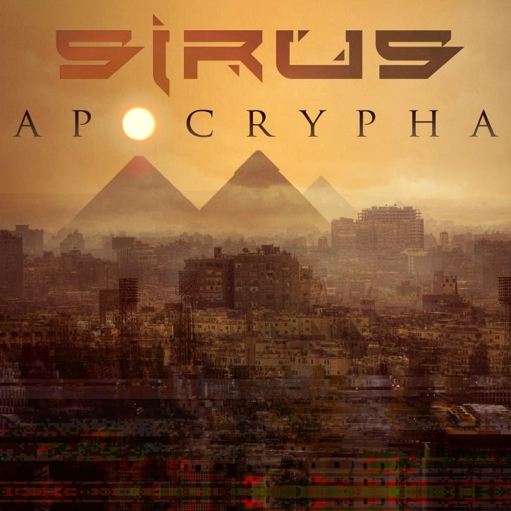 SIRUS Apocrypha 2CD DigiBook 2018 LTD.200