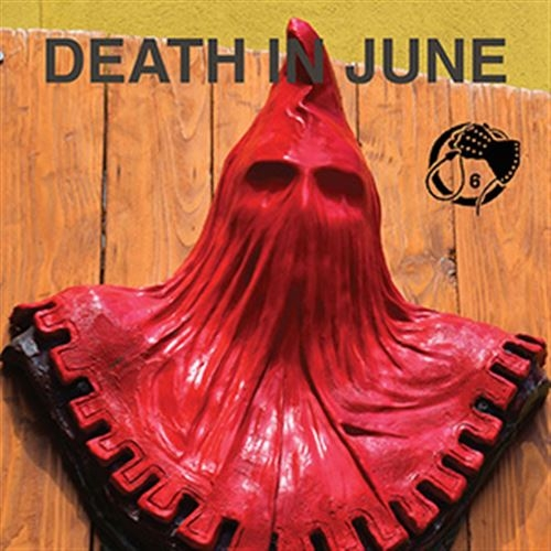 DEATH IN JUNE Essence! LP Translucent Pink VINYL 2018 LTD.700