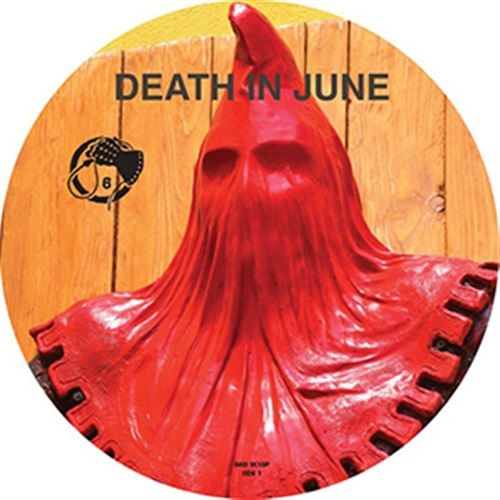 DEATH IN JUNE Essence! LP PICTURE VINYL 2018 LTD.1000