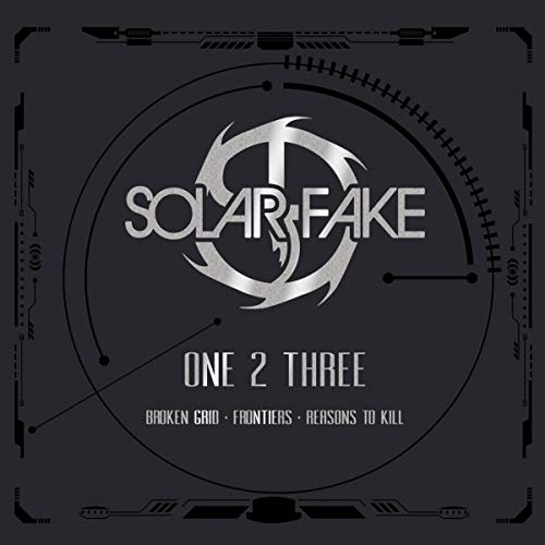 SOLAR FAKE One 2 Three 3CD Digipack 2018