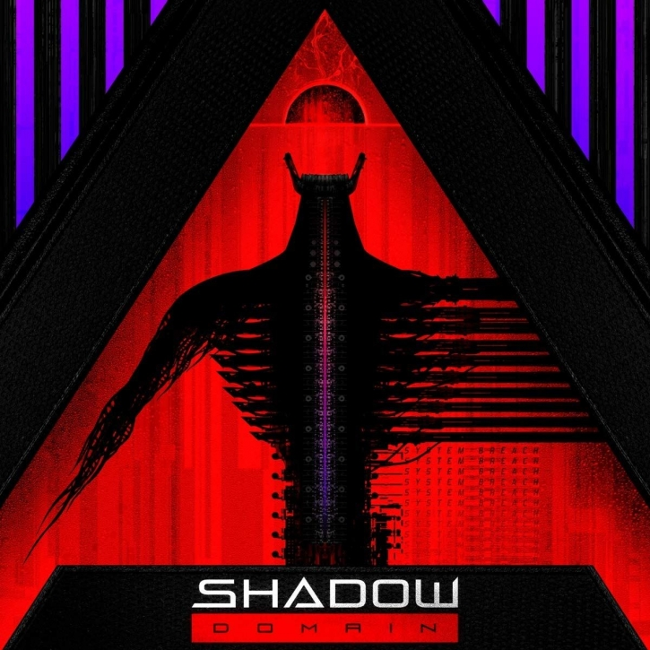 SHADOW DOMAIN Digital Divide CD Digipack 2018 (VÖ 21.12)