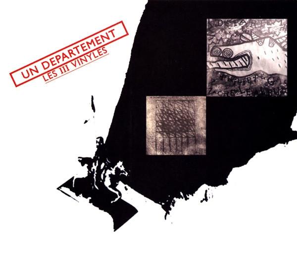 UN DEPARTEMENT Les III Vinyles CD Digipack 2008