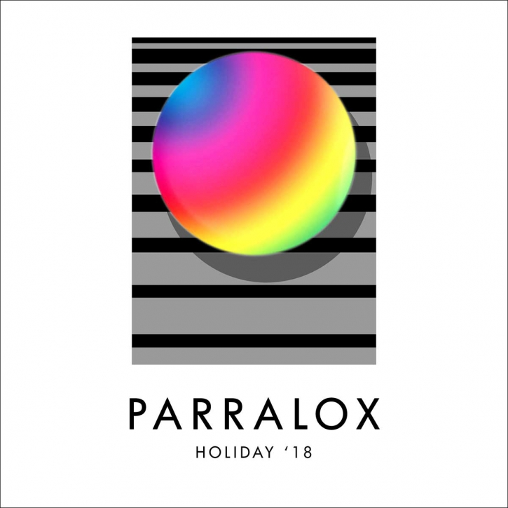 PARRALOX Holiday ´18 LIMITED CD 2018