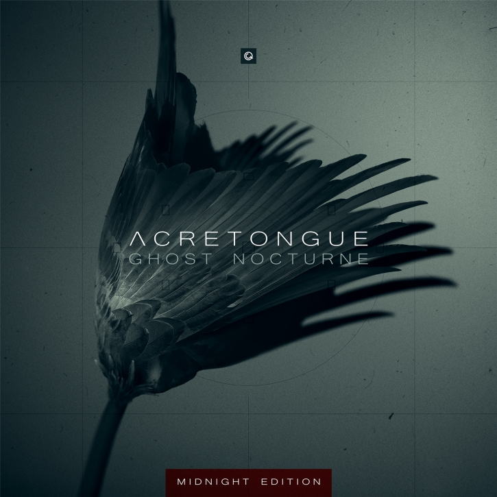 ACRETONGUE Ghost Nocturne (Midnight Edition) 2CD+BUCH 2019 LTD.300