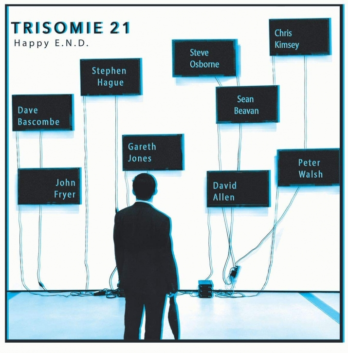 TRISOMIE 21 Happy E.N.D. CD Digipack 2018