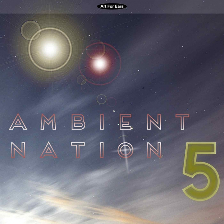 AMBIENT NATION 5 LIMITED 3CD 2018 LTD.300 Dirk Serries NOTHING BUT NOISE