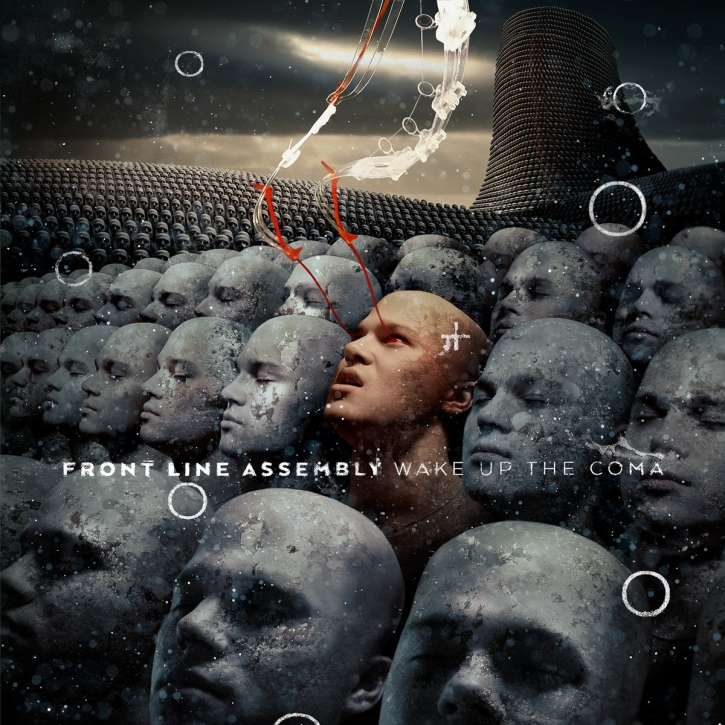 FRONT LINE ASSEMBLY Wake up the Coma CD (VÖ 08.02)