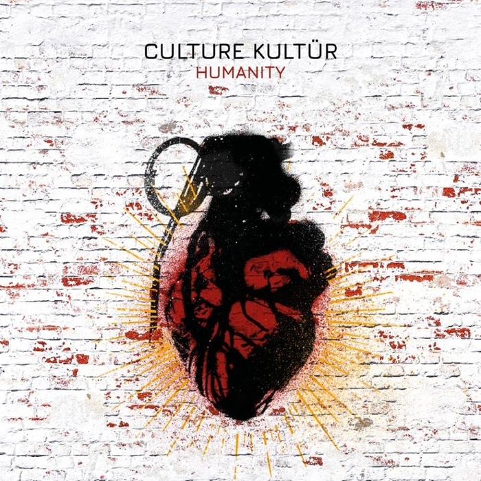 CULTURE KULTÜR Humanity CD Digipack 2019
