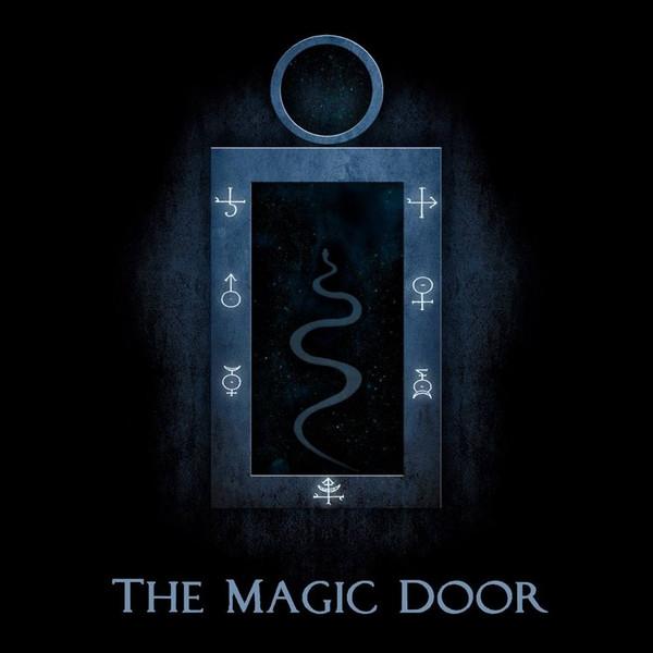 THE MAGIC DOOR The Magic Door CD Digipack 2018 LTD.300