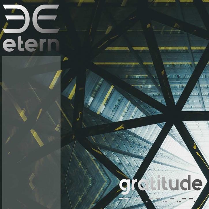 ETERN Gratitude CD Digipack 2018 LTD.300