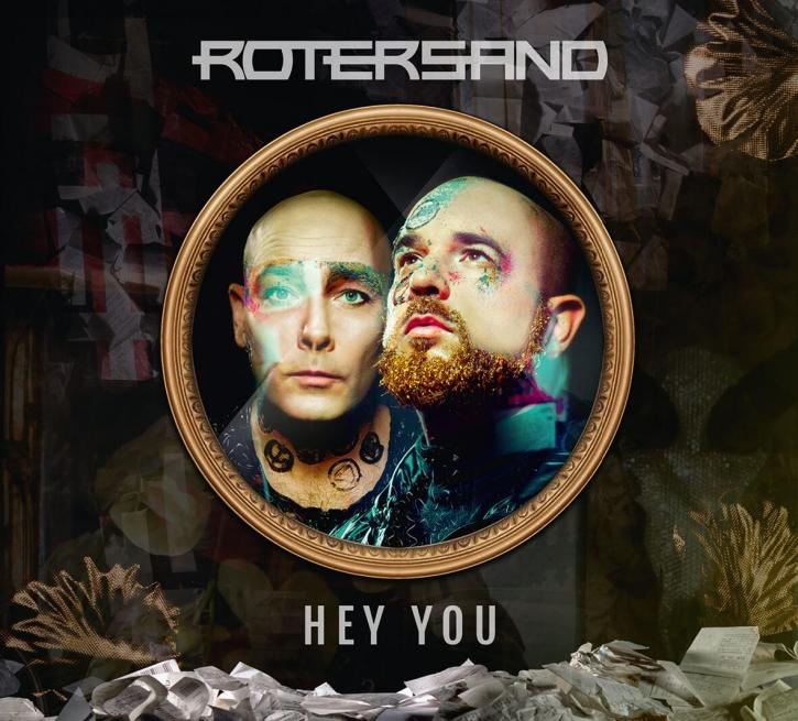 ROTERSAND Hey You CD Digipack 2019 LTD.999