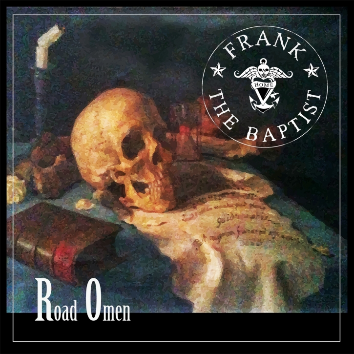 FRANK THE BAPTIST Road Omen LIMITED CD Digipack 2019