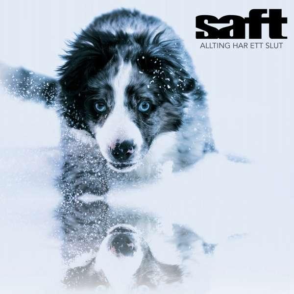 SAFT Allting har ett Slut CD 2019