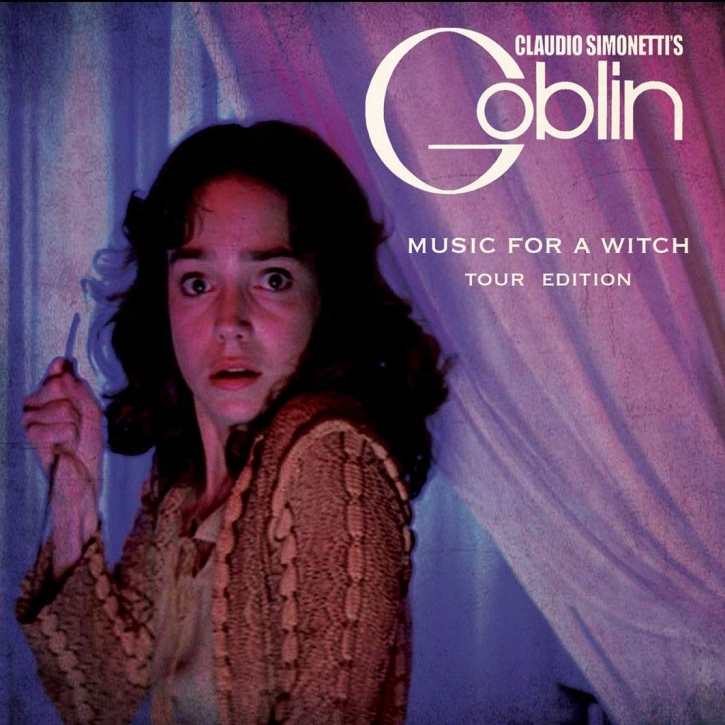 CLAUDIO SIMONETTI'S GOBLIN Music for a Witch CD Digipack 2019