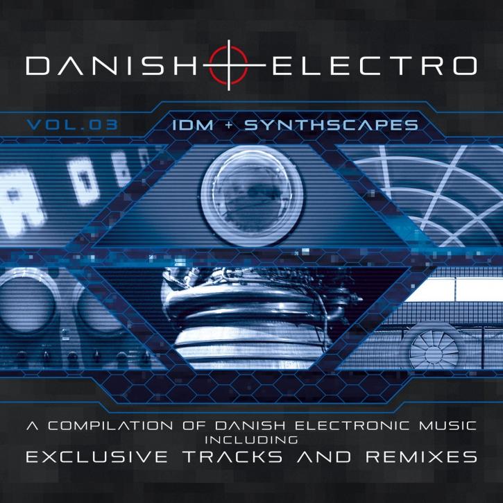 Danish Electro Volume 3 CD Digipack 2019 LTD.300 Karsten Pflum NATTEFROST