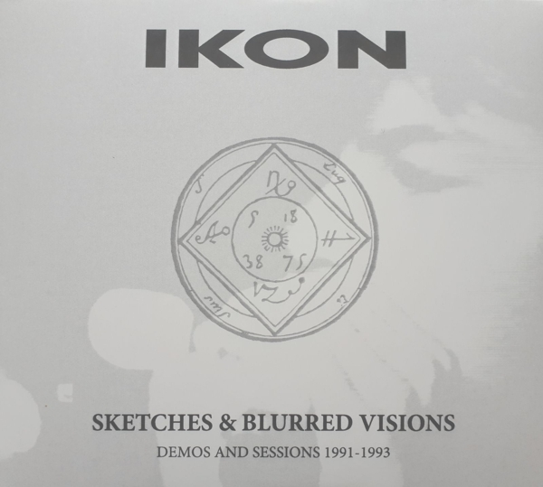 IKON Sketches & Blurred Visions CD+DVD Digipack 2019