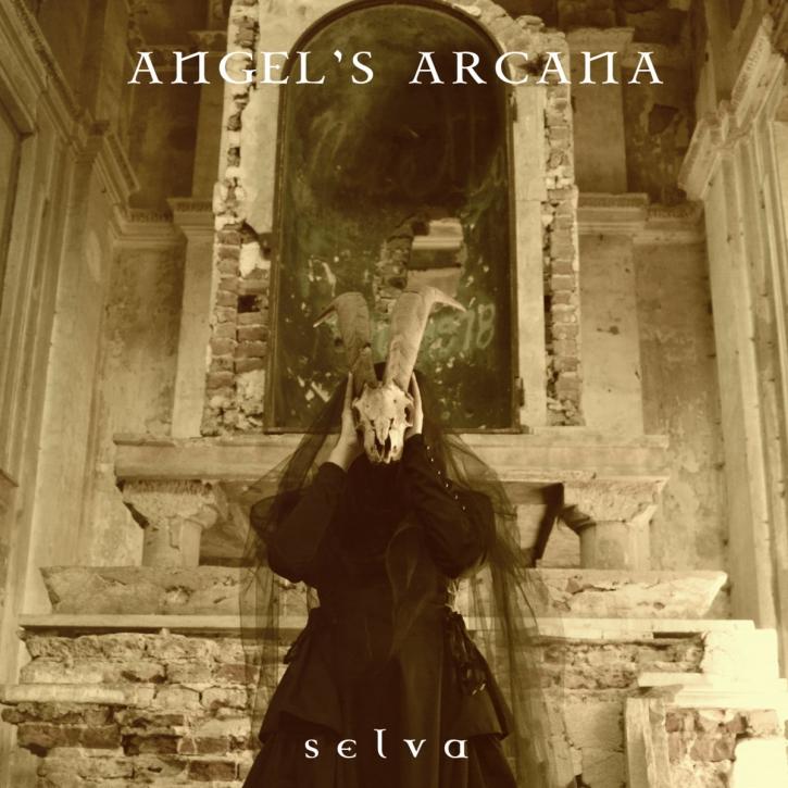 ANGEL'S ARCANA Selva CD Digipack 2019