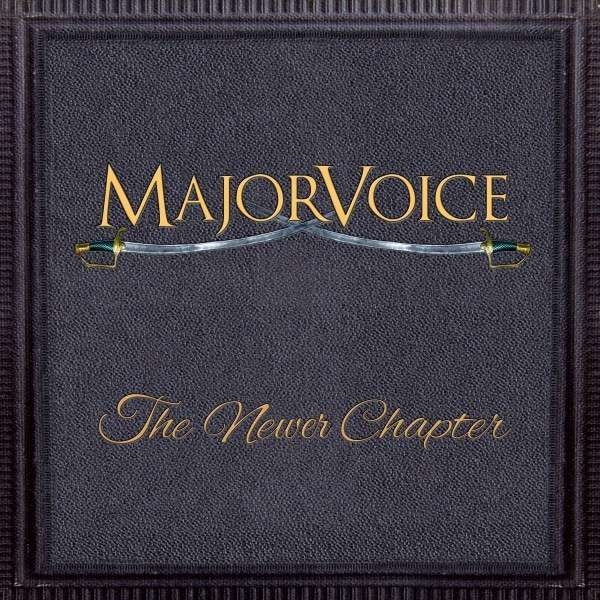MAJORVOICE The Newer Chapter CD Digipack 2019