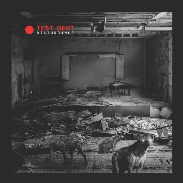 TEST DEPT. Disturbance CD Digipack 2019