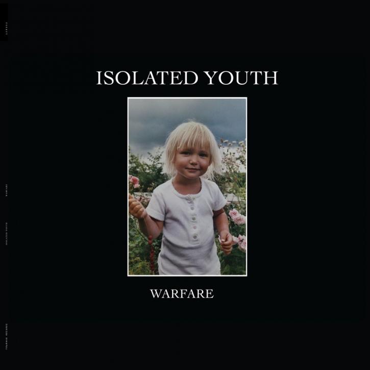 ISOLATED YOUTH Warfare LP VINYL 2019 LTD.500