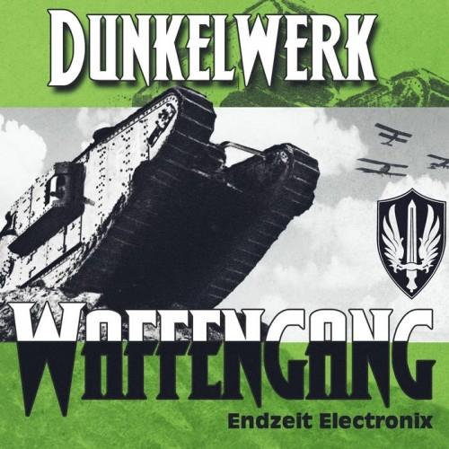 DUNKELWERK Waffengang CD Digipack 2019