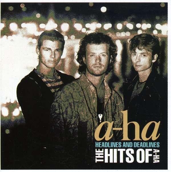 A-HA Headlines And Deadlines - The Hits Of A-HA CD 1991