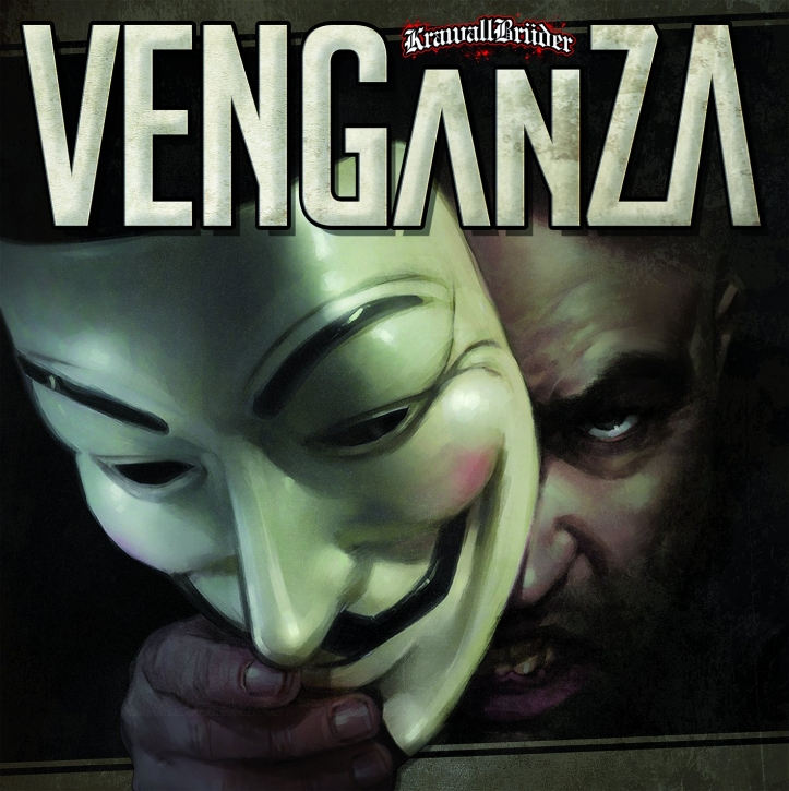 KRAWALLBRÜDER Venganza (Deluxe Edition) CD+DVD Digipack 2015