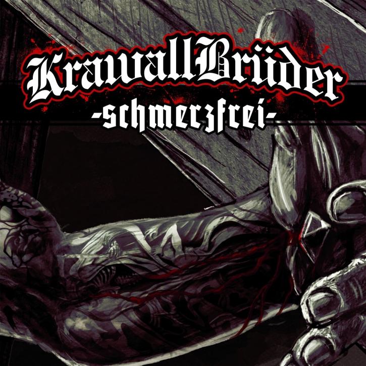 KRAWALLBRÜDER Schmerzfrei CD 2014