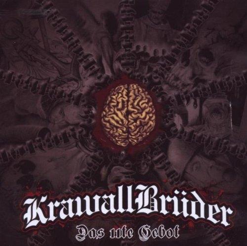 KRAWALLBRÜDER Das 11te Gebot CD 2009