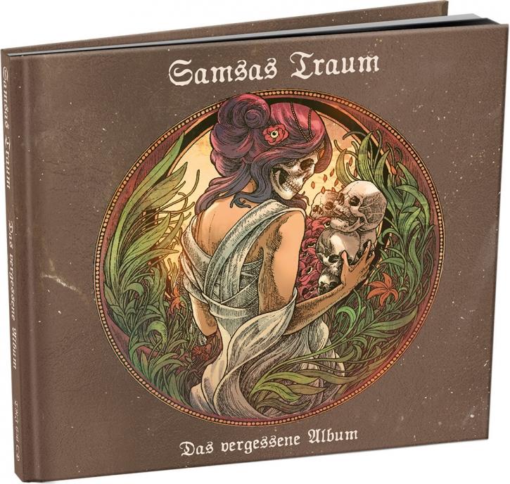 SAMSAS TRAUM Das vergessene Album LIMITED CD DigiBook 2019 (VÖ 29.03)