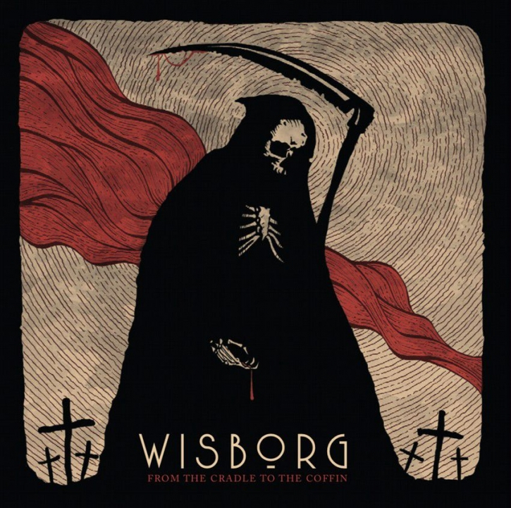 WISBORG From The Cradle To The Coffin LP VINYL 2020 (VÖ 10.01)