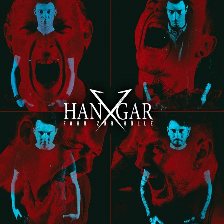 HANGAR X Fahr zur Hölle CD Digipack 2019