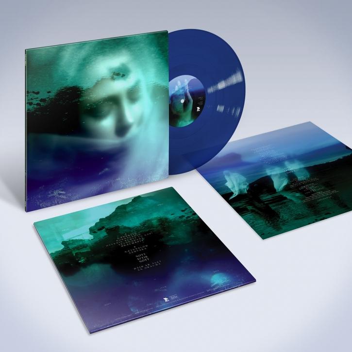 KAELAN MIKLA Nott eftir nott LIMITED LP BLUE VINYL 2019