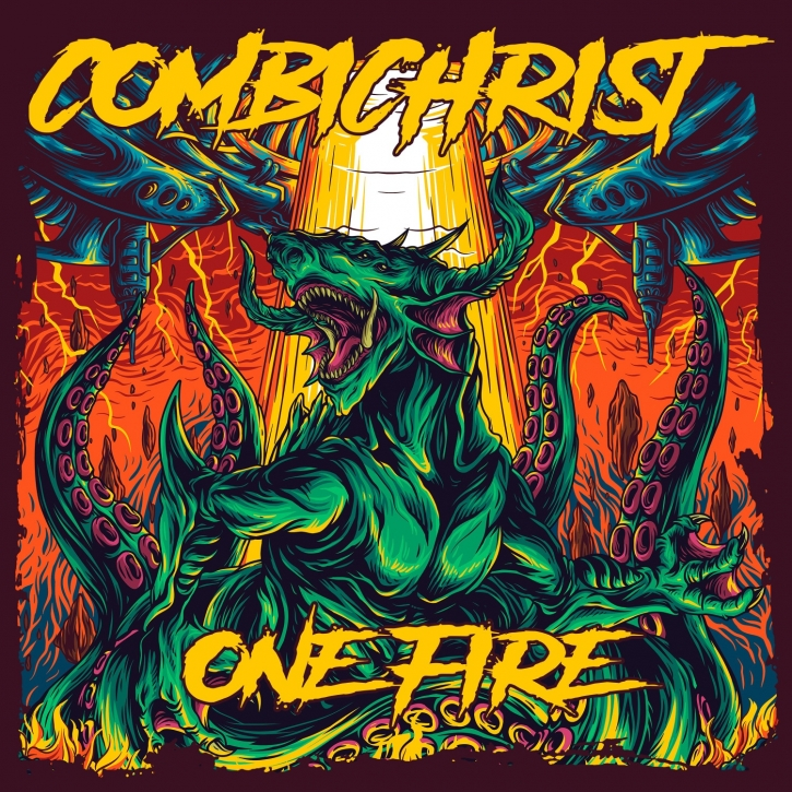 COMBICHRIST One Fire CD 2019 (VÖ 07.06)