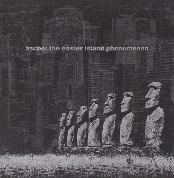 ASCHE The Easter Island Phenomenon CD 2010 ant-zen