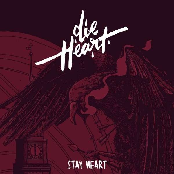 DIE HEART Stay Heart 2CD Digipack 2017