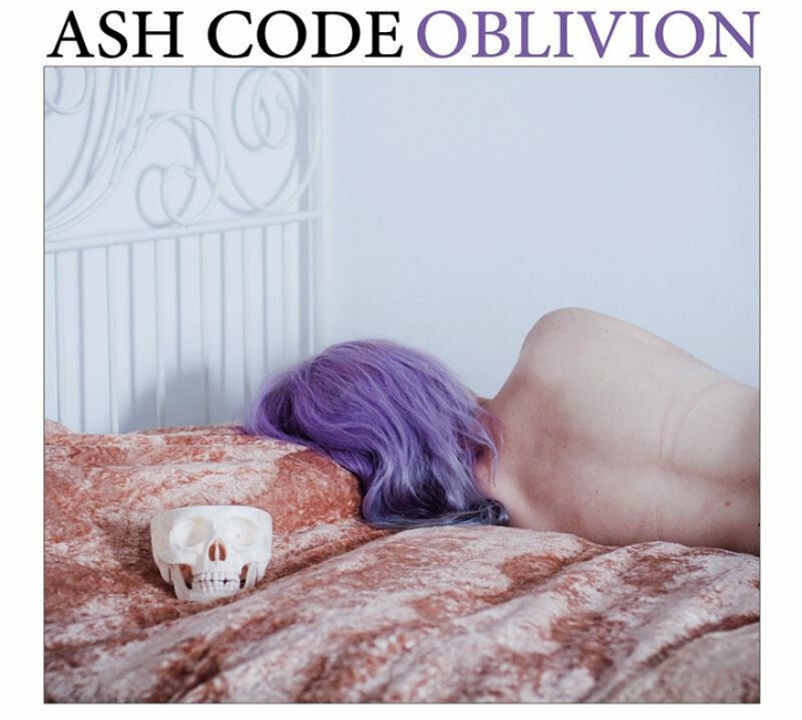 ASH CODE Oblivion [US-Edition] CD Digipack 2019