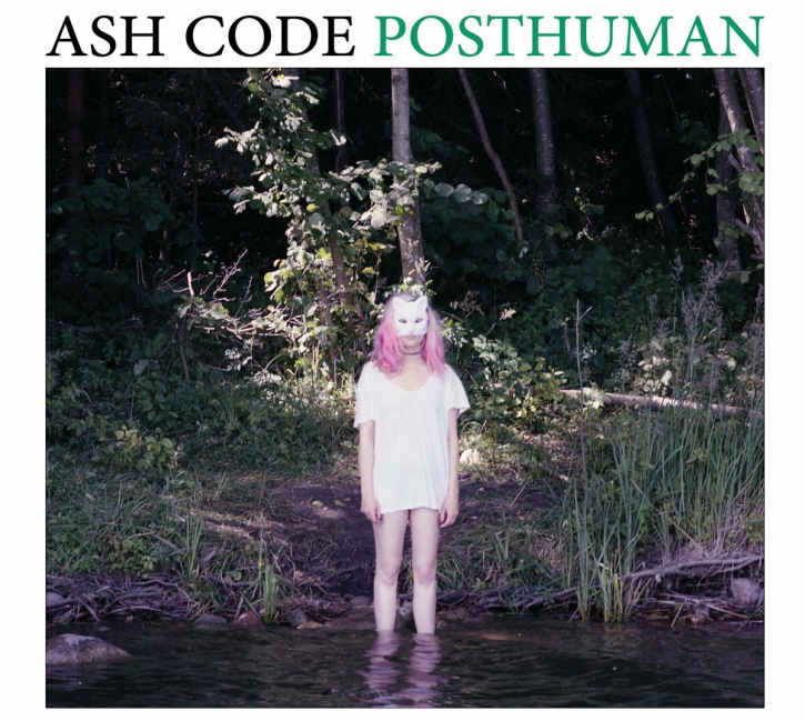ASH CODE Posthuman [US-Edition] LP VINYL 2019