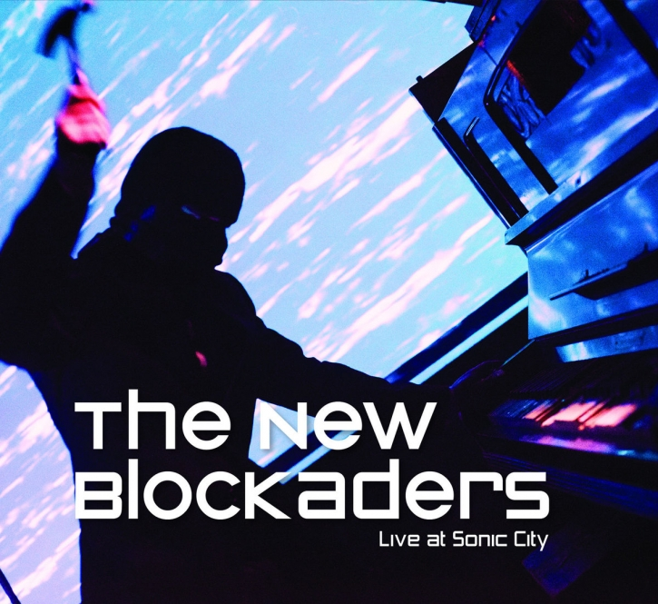 THE NEW BLOCKADERS Live at Sonic City CD+DVD Digipack 2019