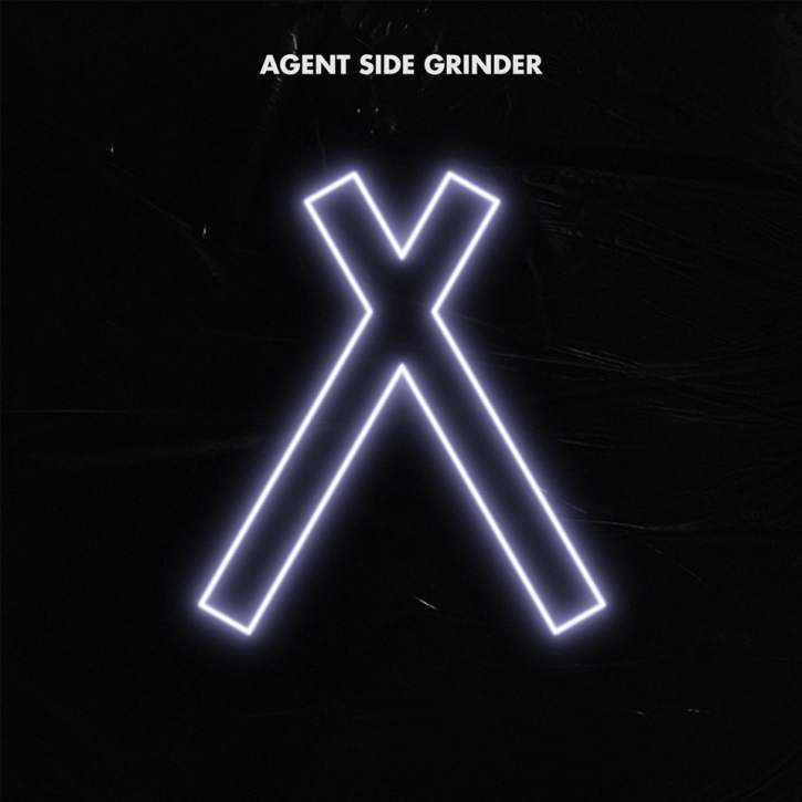 AGENT SIDE GRINDER A/X LP VINYL 2019 LTD.500 (VÖ 26.04)