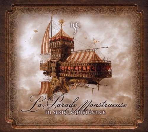 IN STRICT CONFIDENCE La Parade Monstrueuse LIMITED 2CD BOX 2010