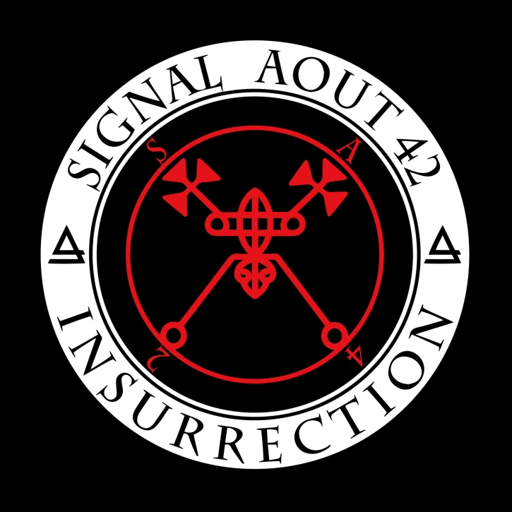 SIGNAL AOUT 42 Insurrection CD 2019 (VÖ 07.06)
