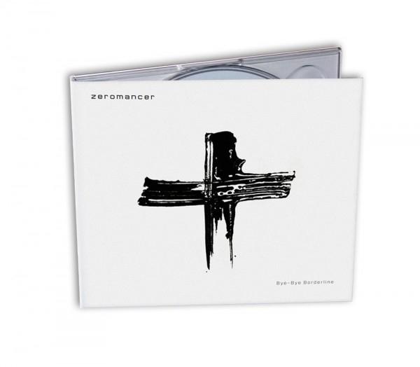 Pro Bestellung kann nur ein Gratisartikel eingelöst werden! ZEROMANCER BYE-BYE BORDERLINE CD Digipack 2013