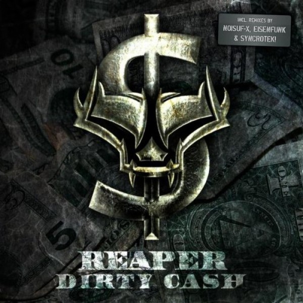 Only one free item can be redeemed per order! REAPER Dirty Cash CD 2010